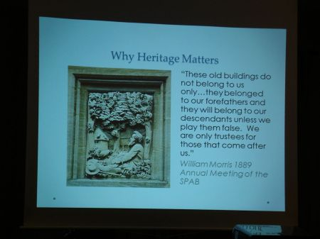 Why Heritage Matters
