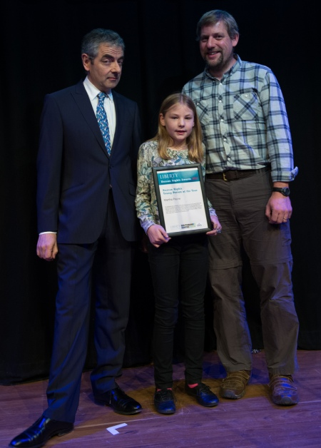 Martha Liberty Award