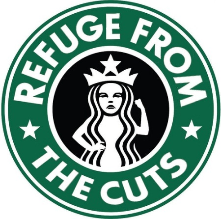 refuge from the cuts