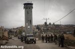 Beit Ummar Isrealiwatchtower