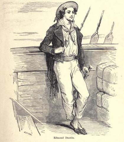 seaman Edmond Dantès