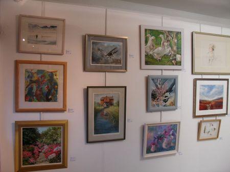 Farnham Art Society exhibion