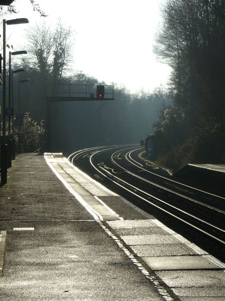 Godalming Station