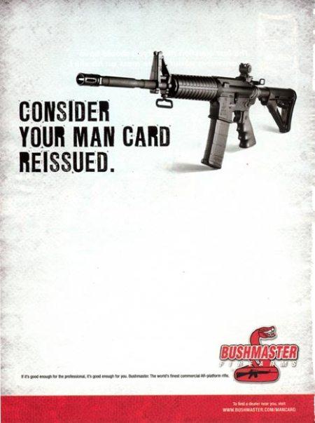 Bushmaster assault rifle