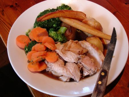 The Keystone Sunday roast