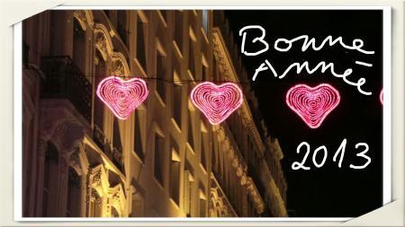Bonne Année à tous mes amis