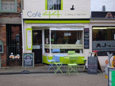 Café 44 - Sincil Street