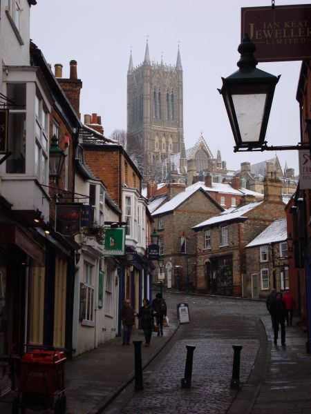 The Strait and Lincoln Cathedral