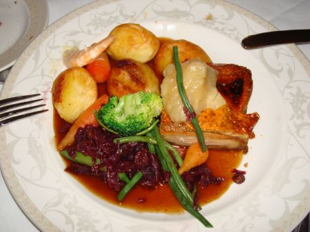 roast belly of pork