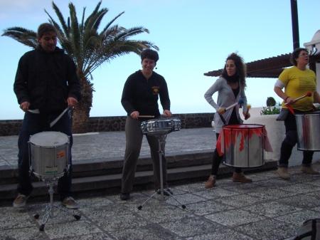 Tambawa Percusión