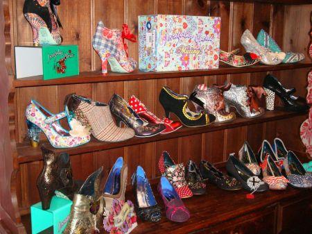 Mercury Shoes