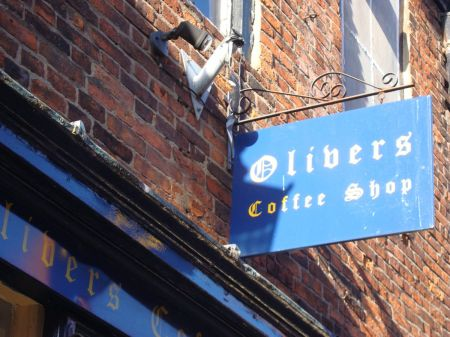 Olibers coffee shop