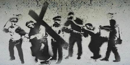 Banksy: Stations of the Cross