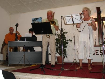 Jazz-Friends en Turiskyrka