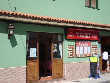 Bar Restaurante Venezuela