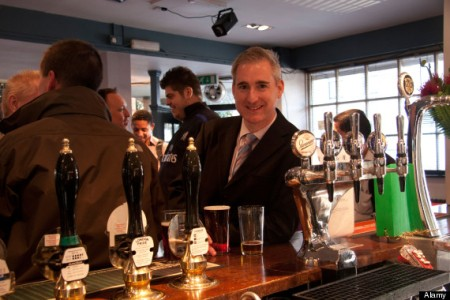 Greg Mulholland chairs the all party Parliament's Save The Pub group
