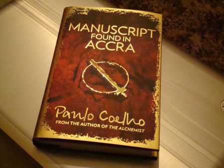 Manuscript Found in Accra released before publication date