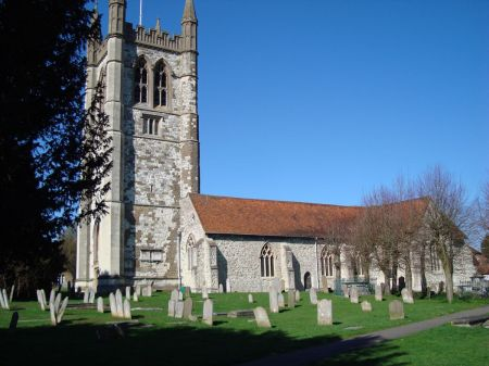 Farnham Parish Church