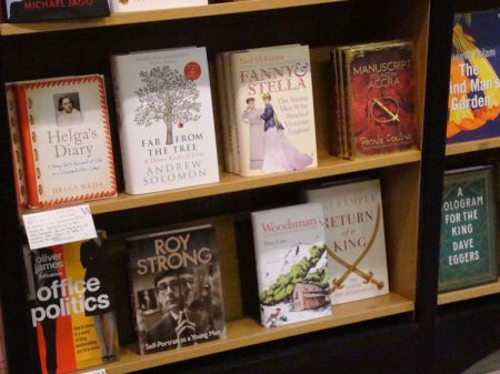 Manuscript Found in Accra new books in Waterstone's