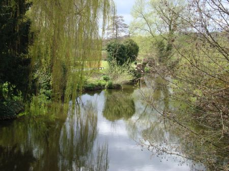 River Wey Godalming