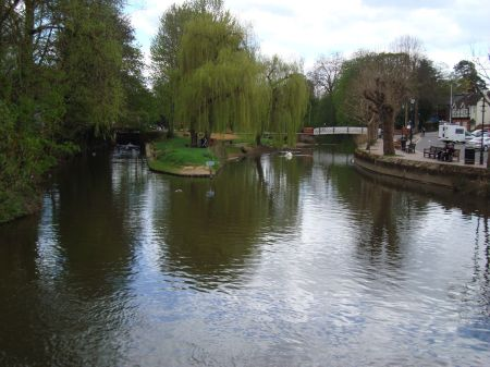 River Wey Guildford
