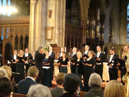 The Sixteen - Croydon Minster