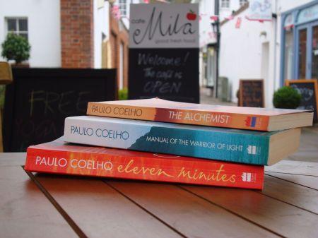 books by Paulo Coelho