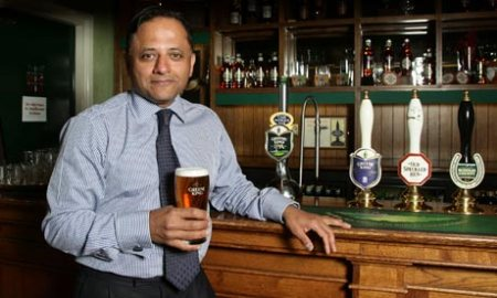Rooney Anand Greene King dodging tax and screwing pub landlords