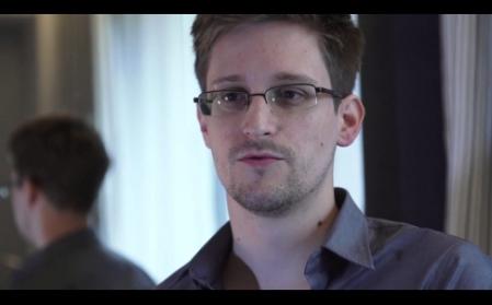 Edward Snowden in Hong Kong