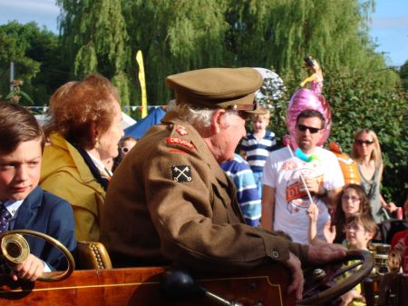 Farnham Carnival Parade