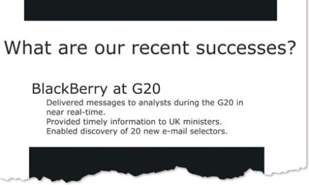 Another excerpt from the GCHQ documents