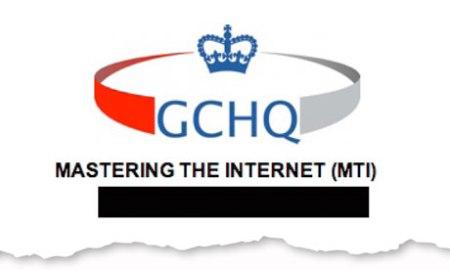 GCHQ Mastering the Internet