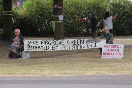 Save Firgrove Green Betrayed by Rushmoor