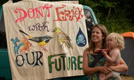 Don't Frack With Our Future