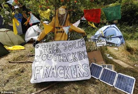 Frack You You Fracking Frackers