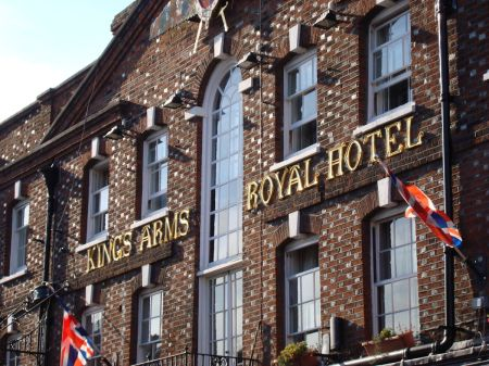Kings Arms and Royal Hotel