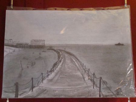 sketches of piers