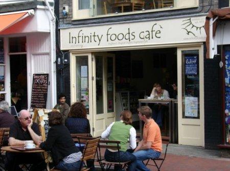 Brighton Infinity Foods Café