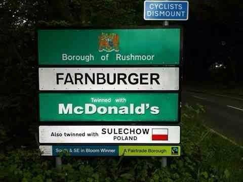 mcdonald s keithpp s blog farnburger twinned mcdonald s