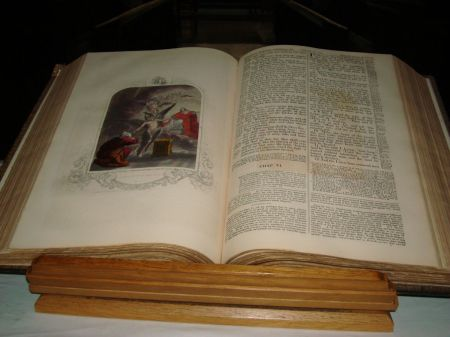 Godalming Parish Church Bible