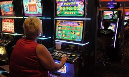 Poker machines are the leading cause of gambling addiction in Victoria, Australia, in 2012, $2.49bn was spent on the state's poker machines
