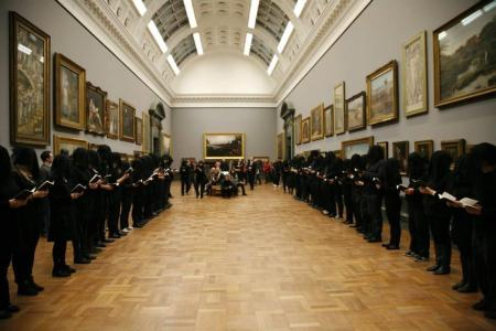 Parts per Million performance at Tate Britain