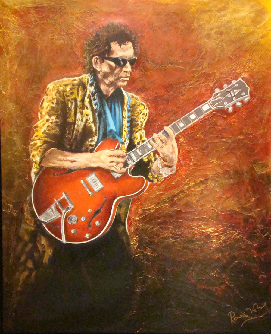 Ronnie Wood Keithpp S Blog
