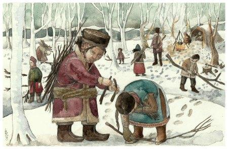 wayfarers nativity
