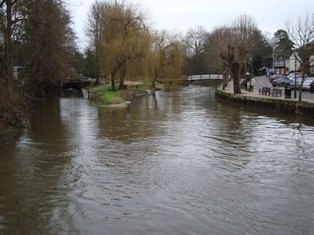 Guildford River Wey