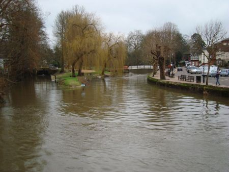 Guildford - River Wey