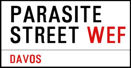 Parasite Street WEF Davos