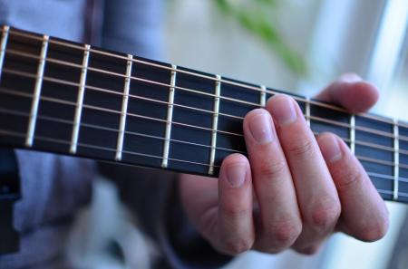 Paul Liddell guitar
