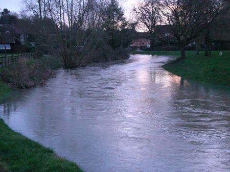 Farnham - River Wey