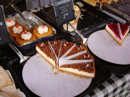 cake stall Tunsgate
